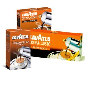 Caffè Lavazza gusto forte