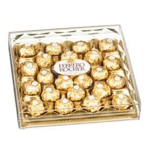 ferrero rocher cioccolatini 24 pezzi gemal